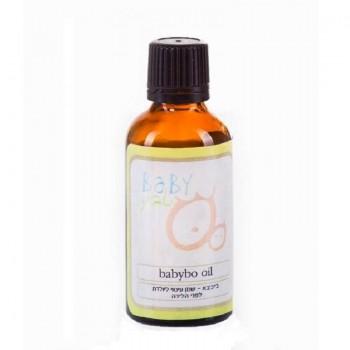 Babybo Oil - натуральное масло для облегчения боли при родах. Расслабление в родах