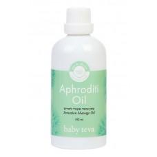 Aphroditi Oil - масло для эротического массажа, восстановление либидо после родов. Афродизиак