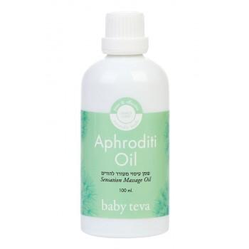 Aphroditi Oil- масло для эротического массажа, восстановление либидо после родов. Афродизиак