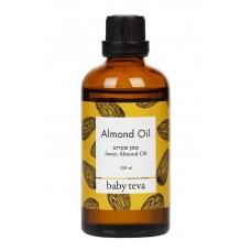 Almond Oil - масло сладкого миндаля. Масло для массажа новорожденных