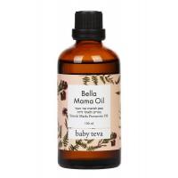 Bella Mama Oil - эффективное средство  от растяжек для беременных. Состав из 12 натуральных масел