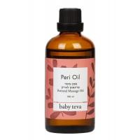 Peri Oil / Perineal Massage Oil - натуральное масло от разрывов при родах. Массаж промежности перед родами