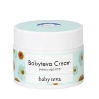 Babyteva Cream - натуральный крем для грудничков, уход за кожей младенцев с самого рождения