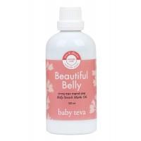 Beautiful Belly / Belly Stretch Marks Oil - Натуральное масло для ухода за кожей живота при беременности и после родов
