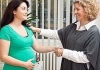Партнерские роды. Доула главный помощник в родах.