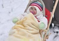 Как защитить кожу ребенка от мороза и ветра ?